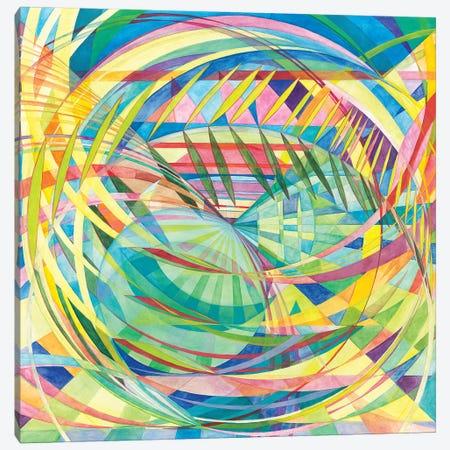 Wheel Within A Wheel LI Canvas Print #SZK14} by Lorien Suárez-Kanerva Canvas Art Print