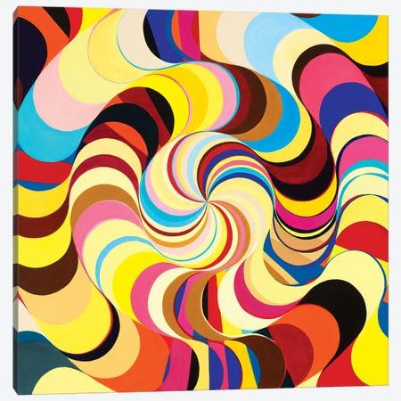 Wheel Within A Wheel CXIV Canvas Print #SZK19} by Lorien Suárez-Kanerva Canvas Wall Art