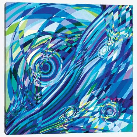 Elan Flow V Canvas Print #SZK1} by Lorien Suárez-Kanerva Canvas Art Print