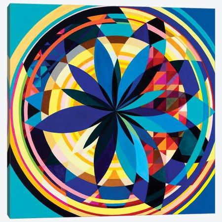 Wheel Within A Wheel CXVIII Canvas Print #SZK23} by Lorien Suárez-Kanerva Canvas Print