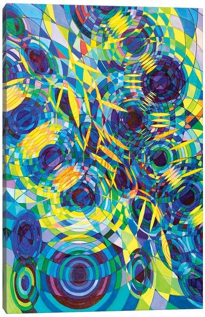 Elan Flow 3 Canvas Art Print