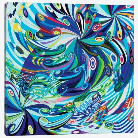 Elan Flow VI Canvas Print #SZK2} by Lorien Suárez-Kanerva Art Print