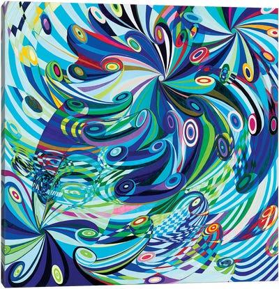 Elan Flow VI Canvas Art Print