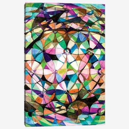 Wheel Within A Wheel XLI Canvas Print #SZK31} by Lorien Suárez-Kanerva Canvas Art
