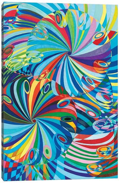 Elan Flow VII Canvas Art Print