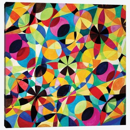 Wheel Within A Wheel XLV Canvas Print #SZK40} by Lorien Suárez-Kanerva Canvas Art Print