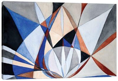 Wheel Within A Wheel LXX Canvas Art Print