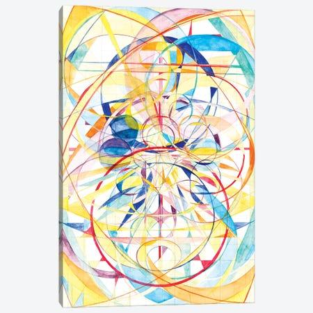 Wheel Within A Wheel II Canvas Print #SZK4} by Lorien Suárez-Kanerva Canvas Art