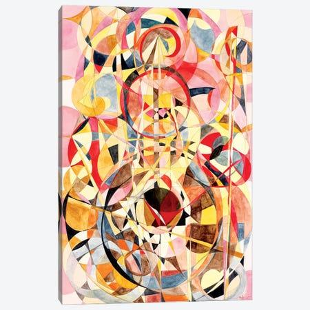 Wheel Within A Wheel XV Canvas Print #SZK6} by Lorien Suárez-Kanerva Canvas Art