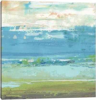 Beach Wash IV Canvas Art Print