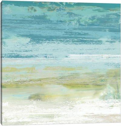 Beach Wash VIII Canvas Art Print