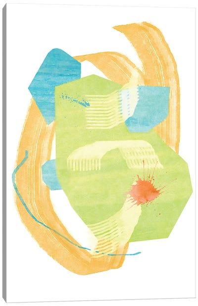 Confetti II Canvas Art Print