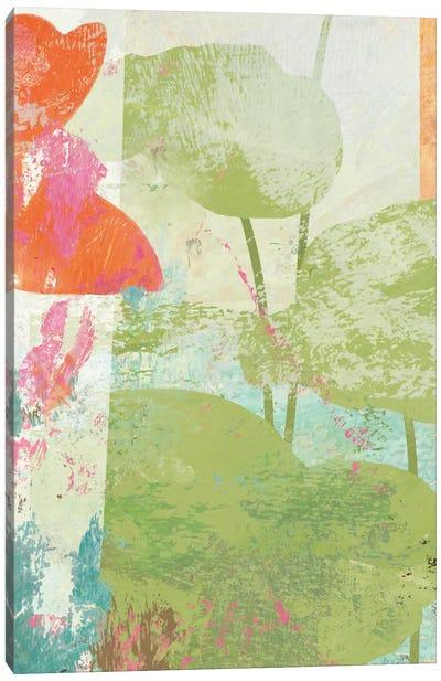 Lotus II Canvas Art Print
