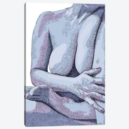 Comfort Canvas Print #SZQ4} by Suzie-Q Art Print