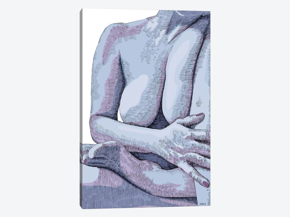 Comfort by Suzie-Q 1-piece Canvas Print