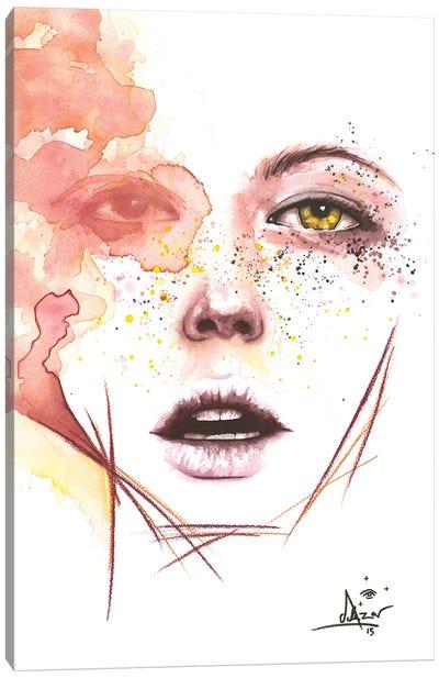 Divergent Canvas Art Print