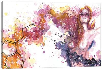 Serotonin Canvas Art Print