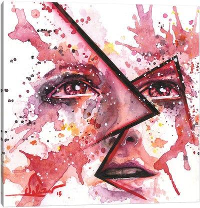 Structure Canvas Art Print