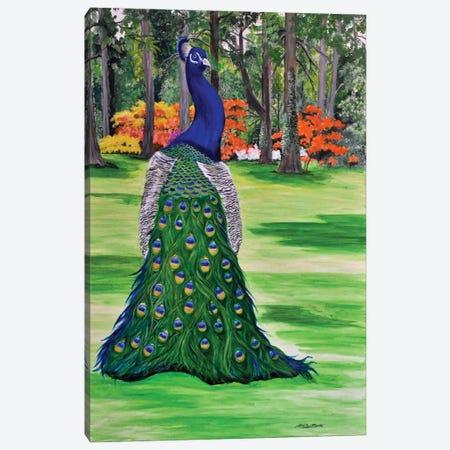Mr. Majestic Canvas Print #SZS114} by SueZan Stutts Canvas Art Print