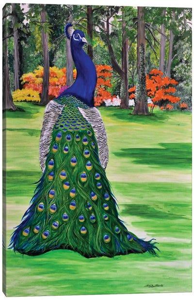 Mr. Majestic Canvas Art Print