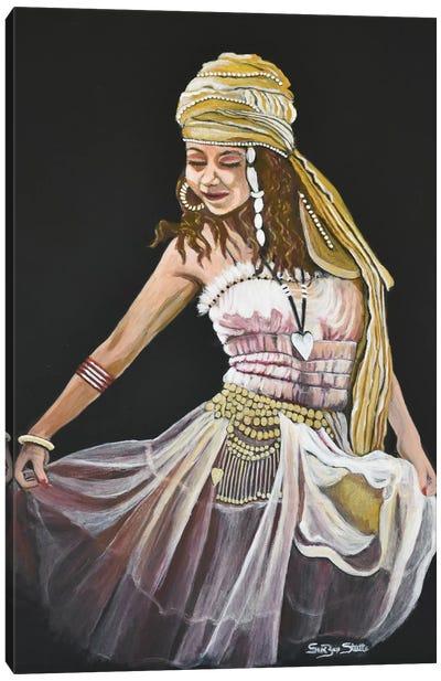 Gypsy Dancer Canvas Art Print