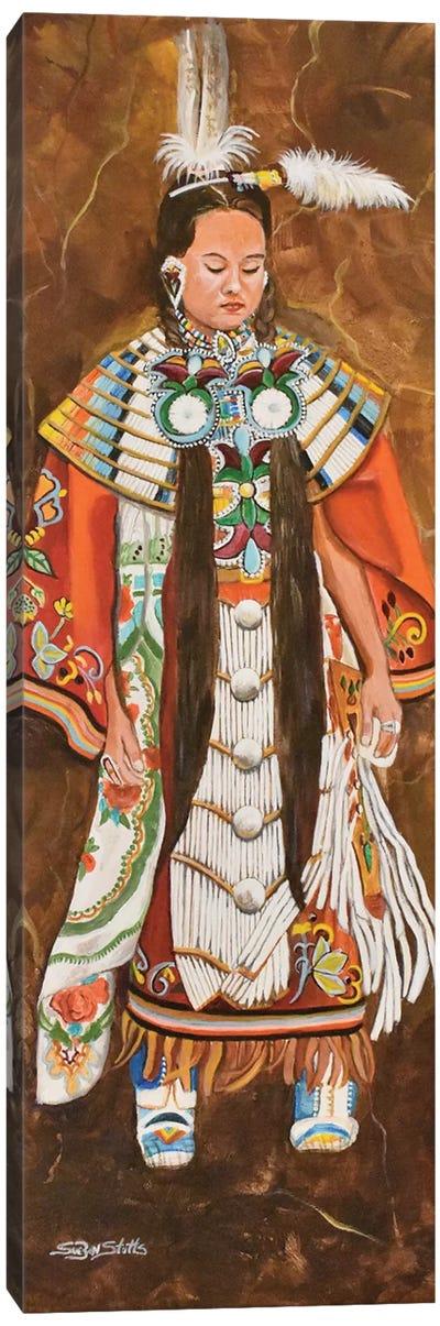 1st Northern Pow-Wow Canvas Art Print