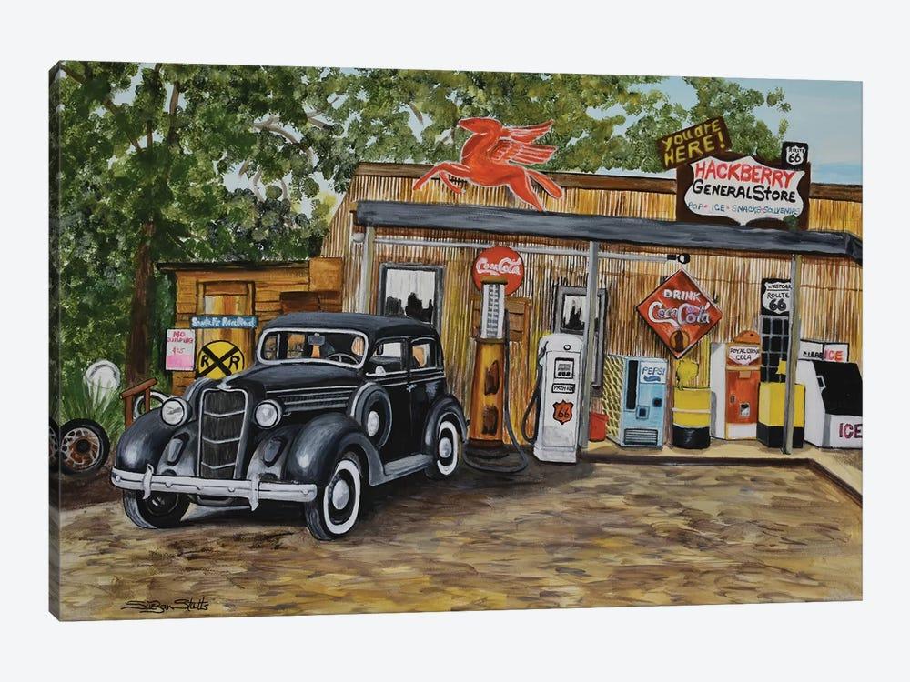 Nostalgia by SueZan Stutts 1-piece Canvas Print