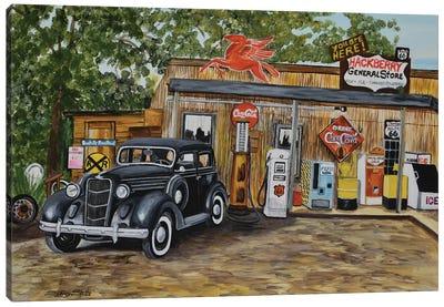 Nostalgia Canvas Art Print