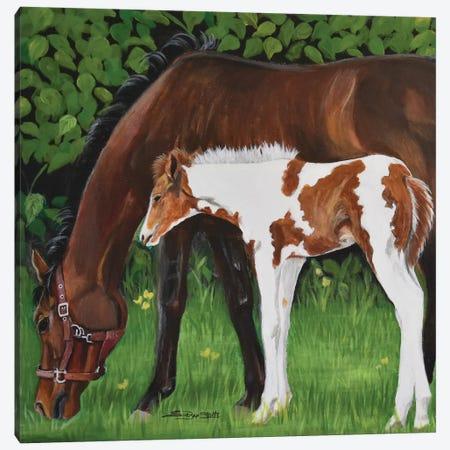 Painted Up 3-Piece Canvas #SZS30} by SueZan Stutts Canvas Art