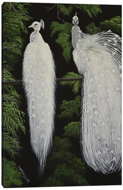 Pure Elegance Canvas Art Print