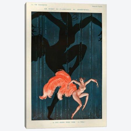 1926 La Vie Parisienne Magazine Plate Canvas Print #TAA124} by The Advertising Archives Canvas Art Print