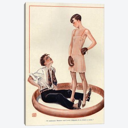 1926 La Vie Parisienne Magazine Plate Canvas Print #TAA131} by The Advertising Archives Art Print