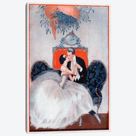 1923 La Vie Parisienne Magazine Plate Canvas Print #TAA350} by The Advertising Archives Art Print