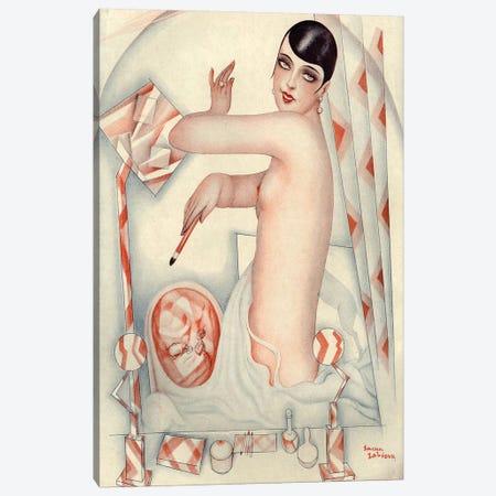 1926 La Vie Parisienne Magazine Plate Canvas Print #TAA363} by Sacha Zaliouk Canvas Art