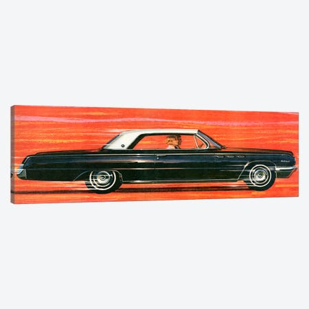 1960 Buick Magazine Advert Canvas Print #TAA464} by The Advertising Archives Canvas Wall Art