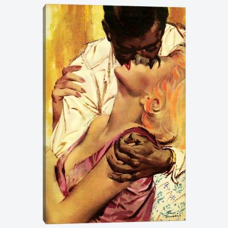 1961 UK Romance Magazine Plate Canvas Print #TAA470} by Oliver Brabbins Canvas Wall Art