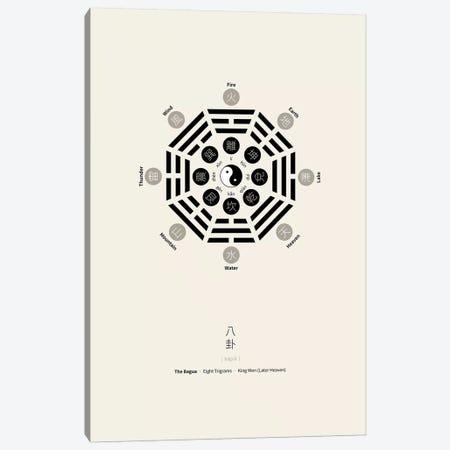 Bagua Canvas Print #TAD11} by Thoth Adan Canvas Print