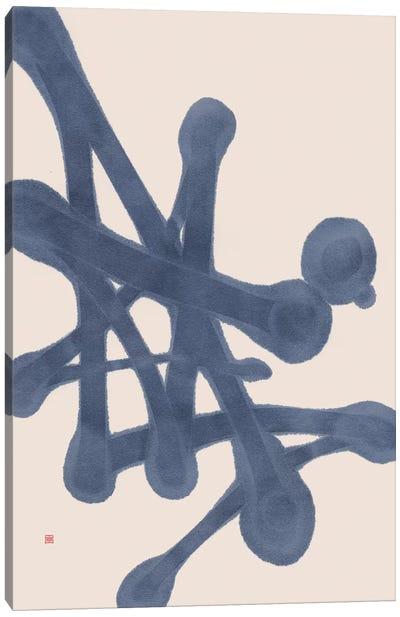 Crystallization Canvas Art Print