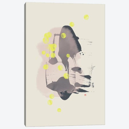 Study (On An Early Spring Day) Canvas Print #TAD137} by Thoth Adan Canvas Artwork