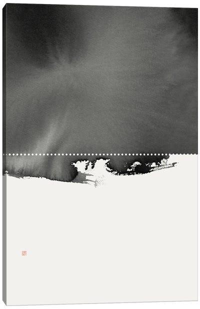 Perforation Canvas Art Print