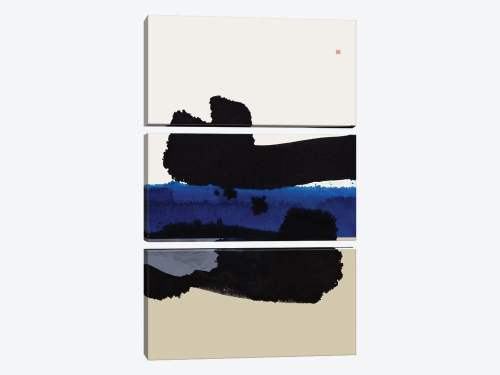 Lost Horizon by Thoth Adan 3-piece Canvas Art Print