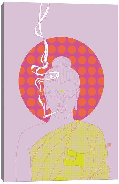 Give Peace A Chance! (Pop Art Version) Canvas Art Print