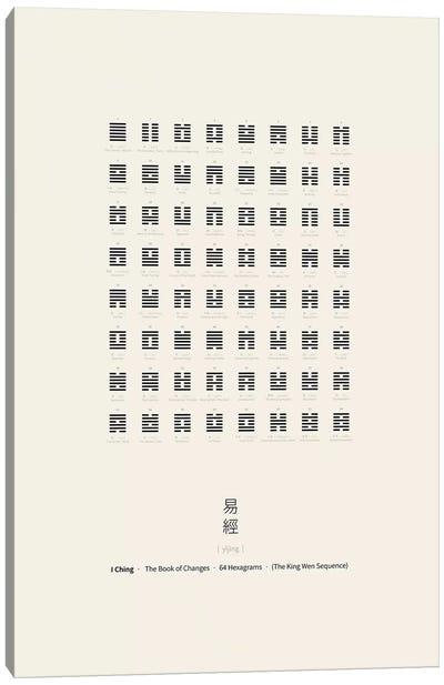 I Ching Canvas Art Print