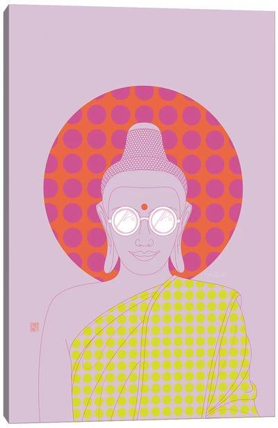 Imagine Silence! (Pop Art Version) Canvas Art Print