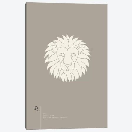 Leo Canvas Print #TAD65} by Thoth Adan Canvas Print