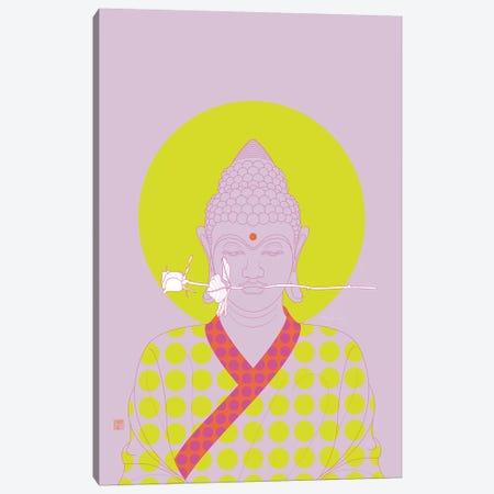 Make Love! (Pop Art Version) Canvas Print #TAD70} by Thoth Adan Canvas Art Print