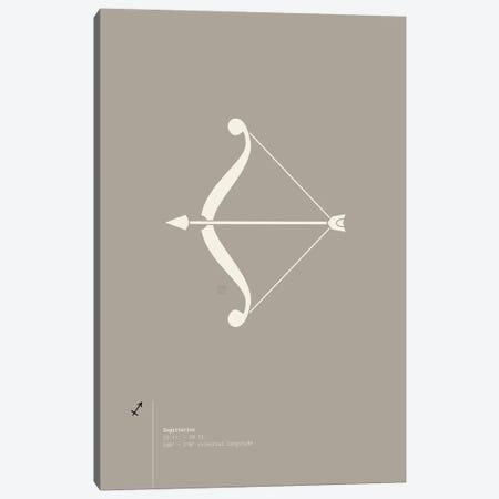 Sagittarius Canvas Print #TAD81} by Thoth Adan Canvas Art