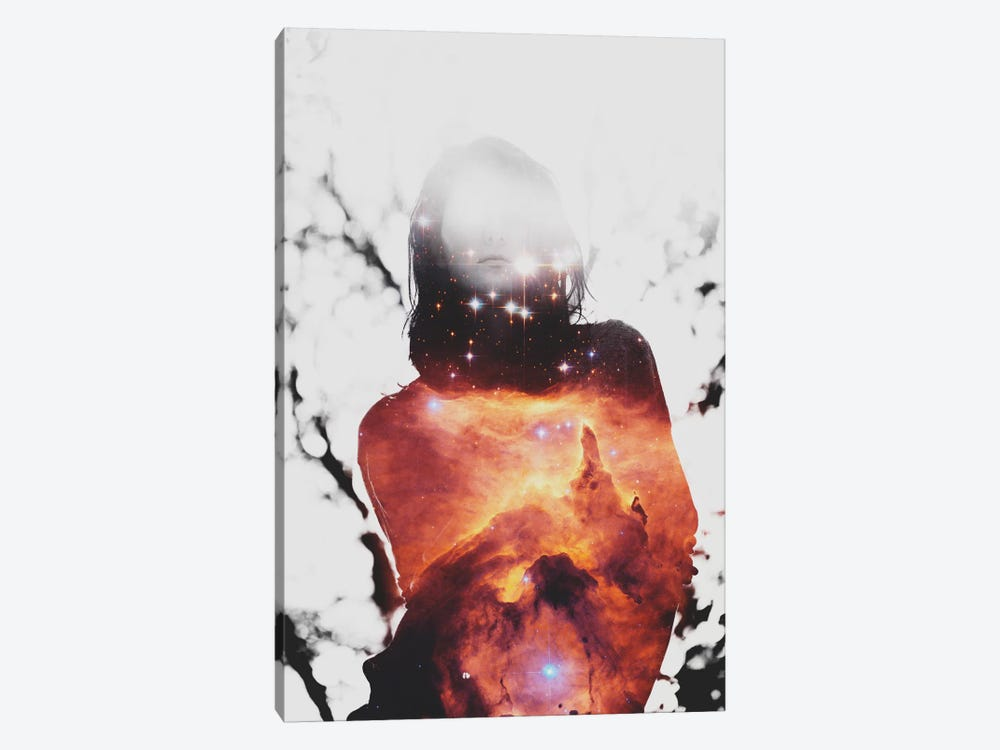 Astronomy IV by Taylor Allen 1-piece Canvas Artwork