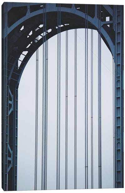 Bridge Architecture I Canvas Art Print