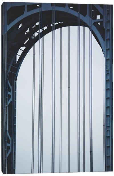 Bridge Architecture I Canvas Art Print